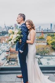 Wedding Photos at Broadview Hotel, Toronto