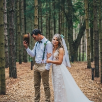 The Wedding of the Year: Casey + Karla's Handmade Country Fairytale