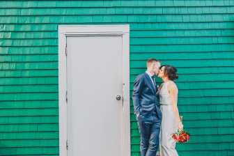 Halifax Harbour Wedding