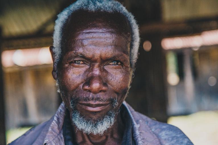 Wise Man in Kenya