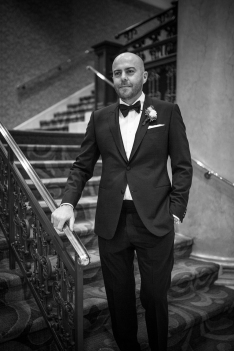 Elegant Wedding Day at King Edward Hotel, in Toronto