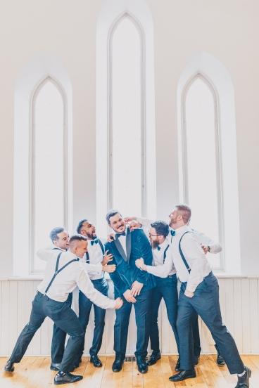 Wedding Vibes at Enoch Turner Schoolhouse