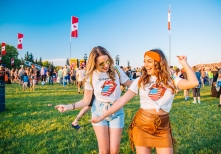 Rolling Stones Canada Day