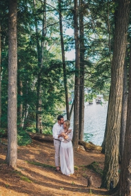 Engagement Party on Muskoka Bay
