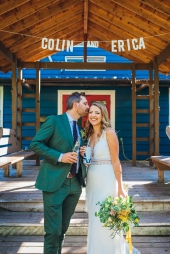 Wedding Day at Algonquin Island Association