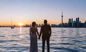 Erica + Colin Toronto Island__Ryan Bolton-0H3A1297