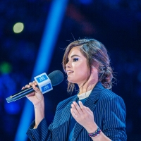 WE Day California: Behind the Scenes Photos with Selena Gomez, Chance the Rapper, Natalie Portman, Lilly Singh, and 18,000 Youth