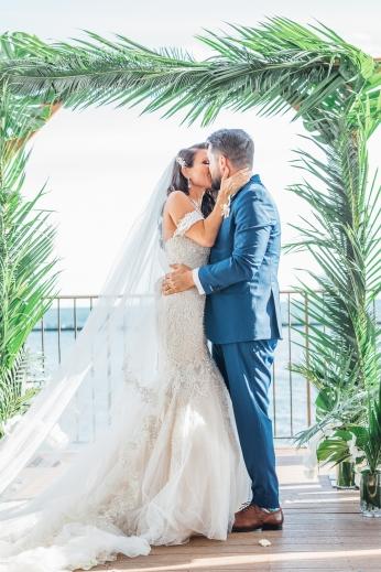 Wedding Day at Palais Royale in Toronto