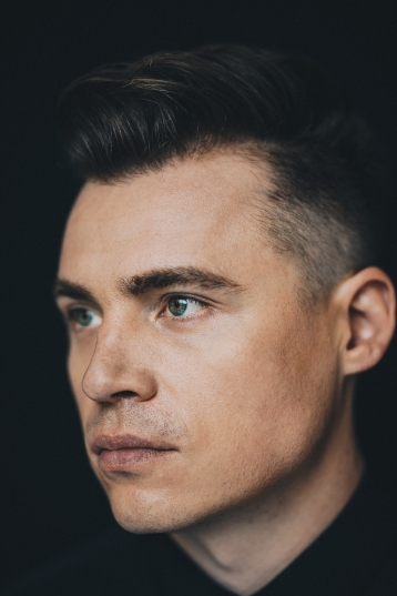 Shawn Hook Portrait.