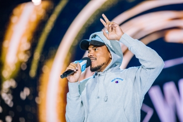 Chance the Rapper, Los Angeles, California